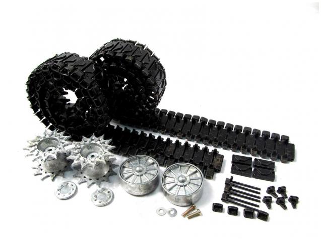 MATO  MT077 1//16Sherman metal  sprockets and idler wheels for Mato Sherman tank